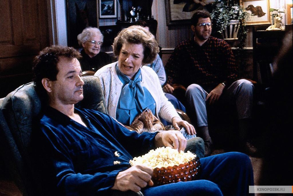 Кадр из фильма День сурка, 1993 года (09)