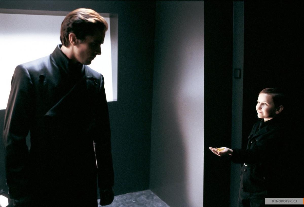 Кадр из фильма Эквилибриум, 2002 год (03)