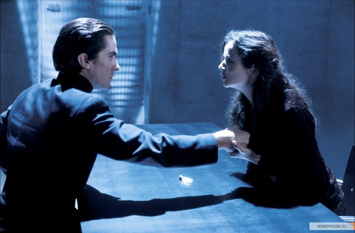 Кадр из фильма Эквилибриум, 2002 год (06)