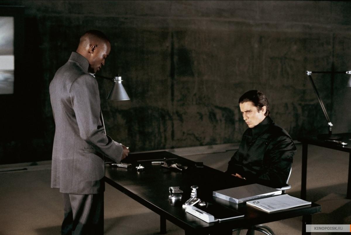 Кадр из фильма Эквилибриум, 2002 год (08)