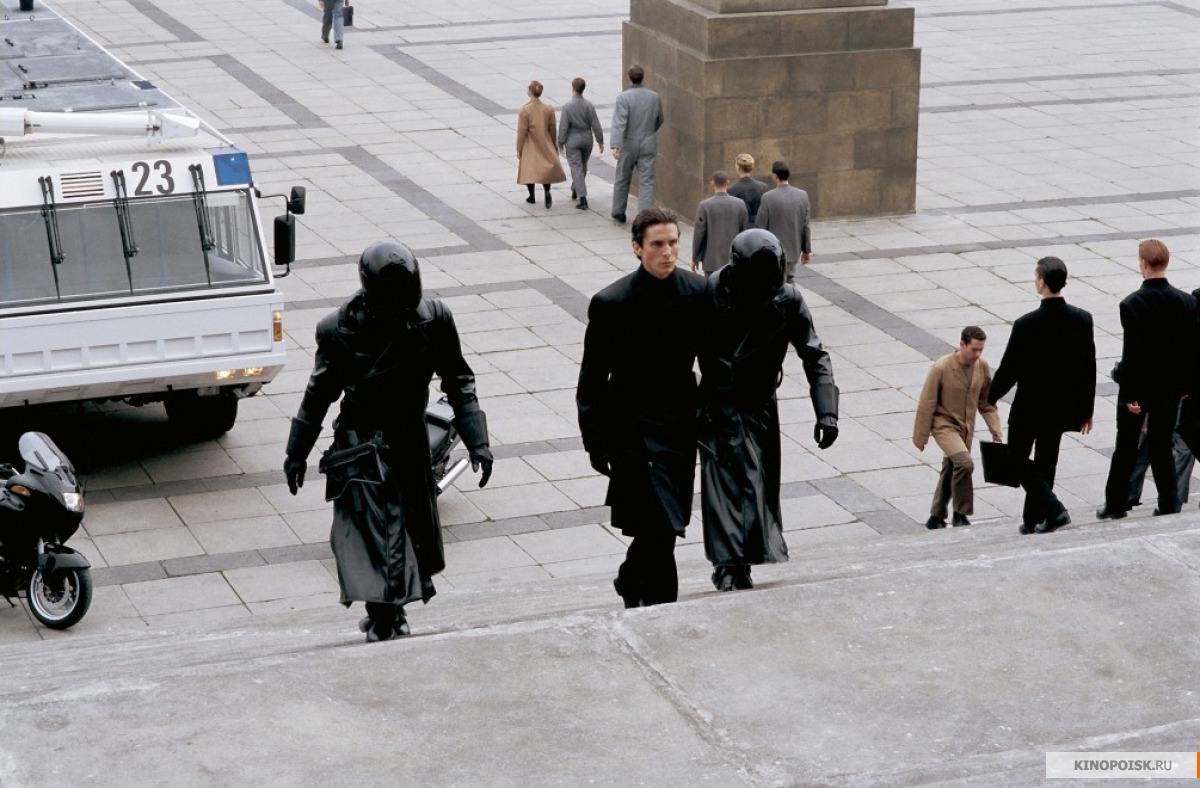 Кадр из фильма Эквилибриум, 2002 год (10)