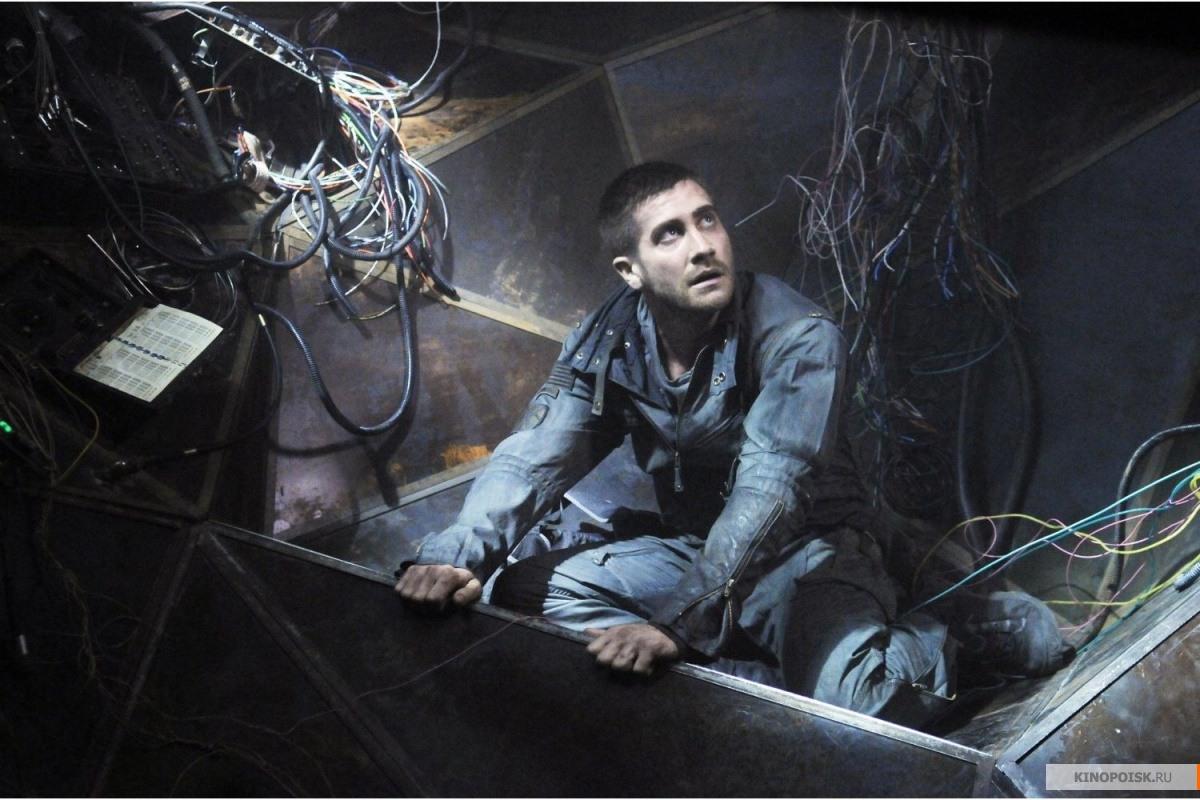Кадр из фильма Исходный код, 2011 год (01)
