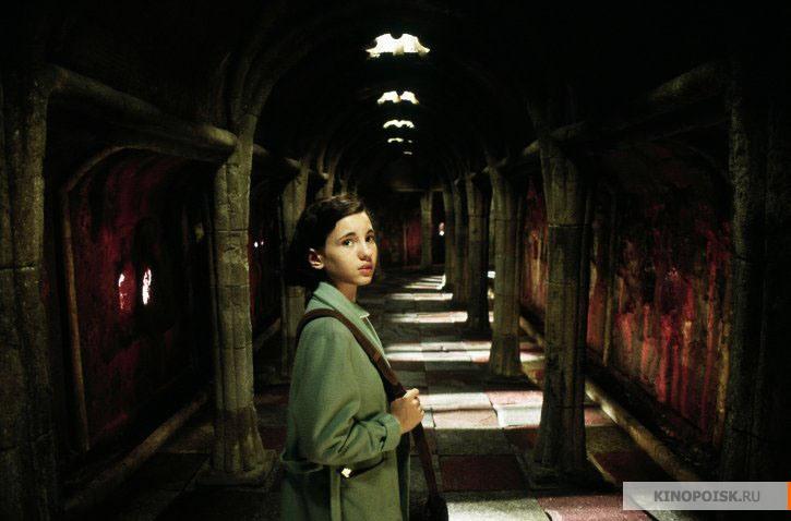 Кадр из фильма Лабиринт Фавна, 2006 год (01)