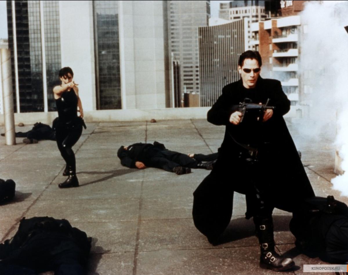 Кадр из фильма Матрица, 1999 год (08)