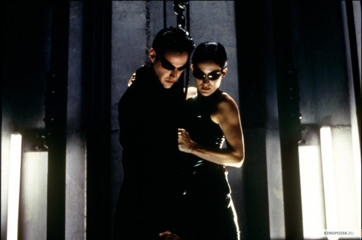 Кадр из фильма Матрица, 1999 год (09)