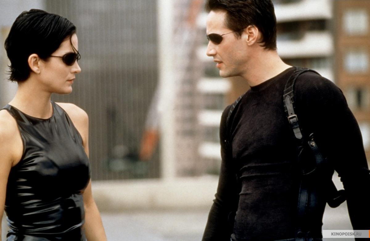 Кадр из фильма Матрица, 1999 год (10)