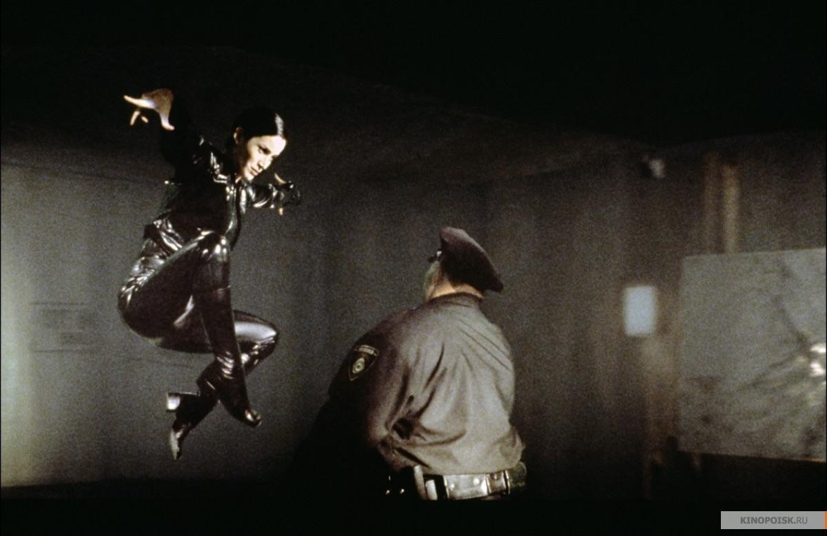 Кадр из фильма Матрица, 1999 год (13)