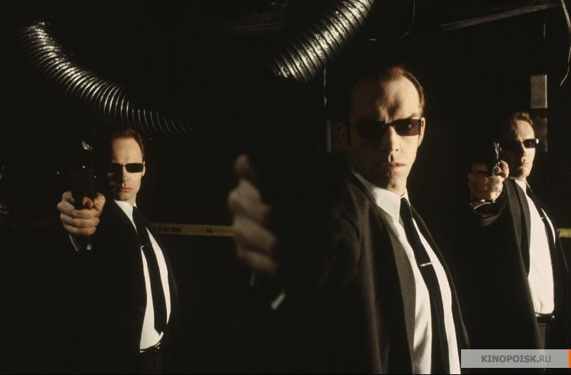 Кадр из фильма Матрица, 1999 год (15)