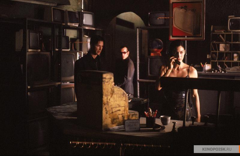 Кадр из фильма Матрица, 1999 год (18)