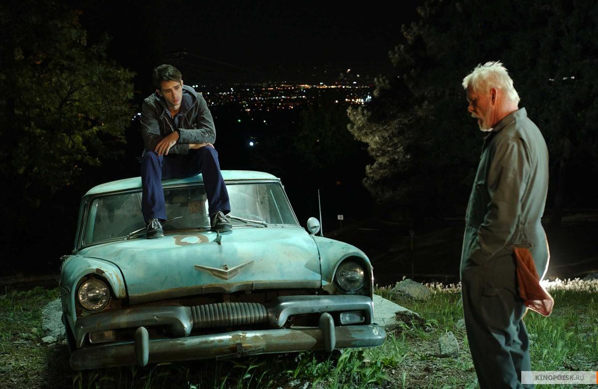 Кадр из фильма Мирный воин, 2006 год (09)