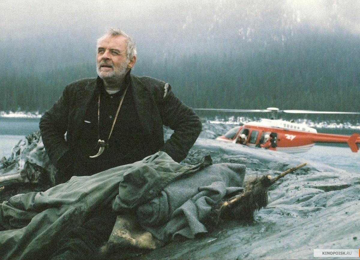 Кадр из фильма На грани, 1997 год (01)