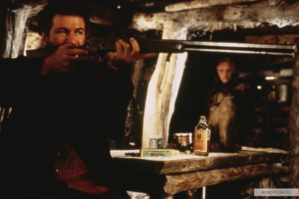 Кадр из фильма На грани, 1997 год (02)