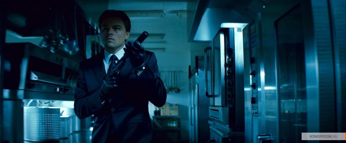 Кадр из фильма Начало, 2010 год (12)