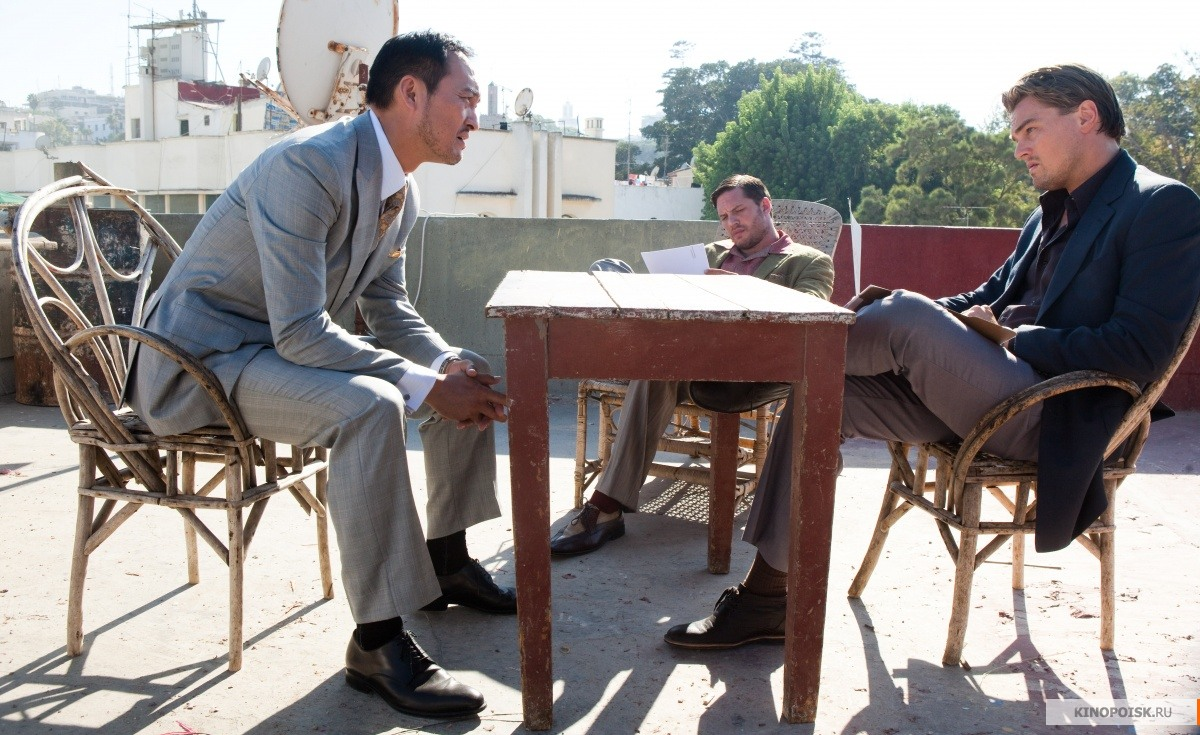 Кадр из фильма Начало, 2010 год (16)