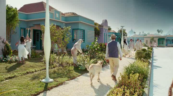 Фильм Наш дом. Астральный город, 2010 год (09)