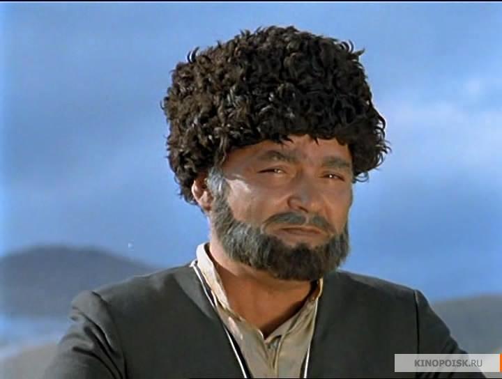 Кадр из фильма Не бойся, я с тобой!, 1981 год (08)