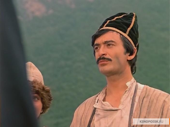 Кадр из фильма Не бойся, я с тобой!, 1981 год (09)