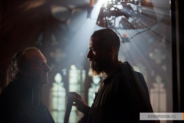 Кадр из фильма Отверженные, 2012 год (01)