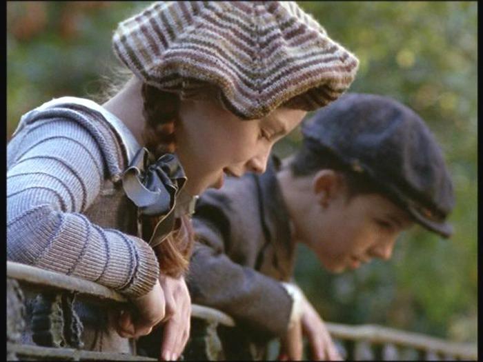 Кадр из фильма Поллианна, 2003 год (09)