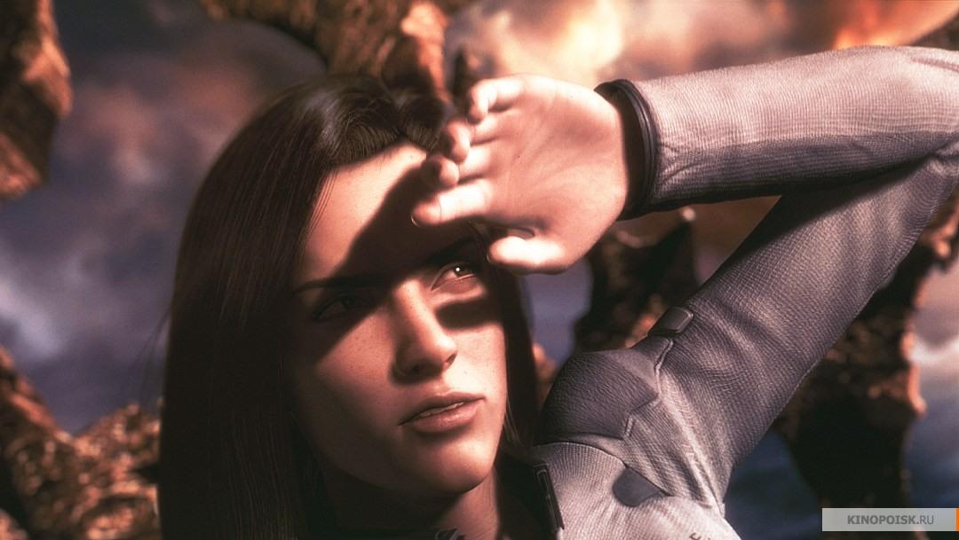 Кадр из фильма Последняя фантазия, 2001 год (05)