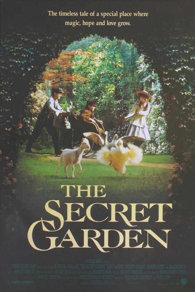 Фильм Таинственный сад, 1993 год
