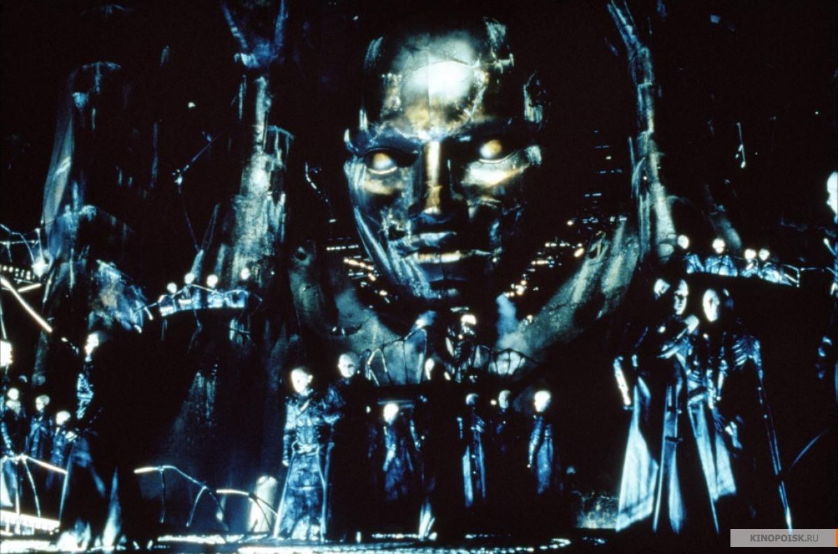 Кадр из фильма Тёмный город, 1998 год (03)