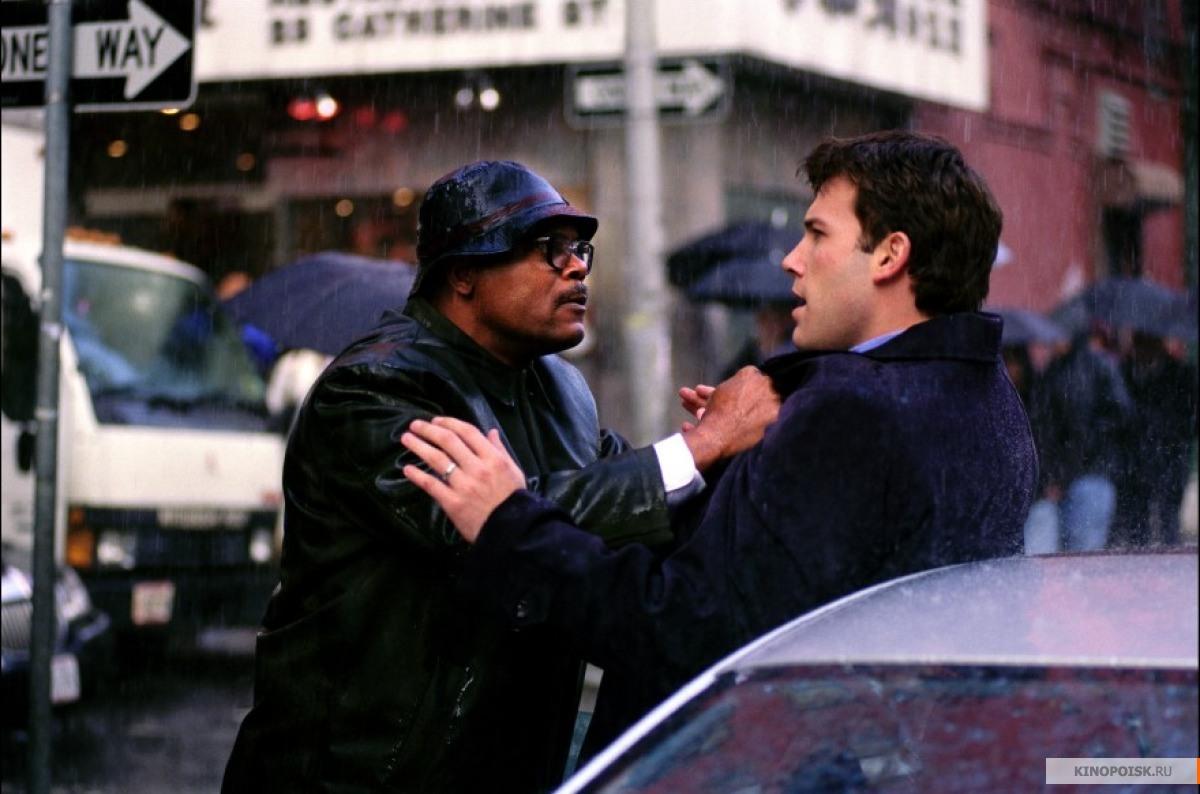 Кадр из фильма В чужом ряду, 2002 год (06)