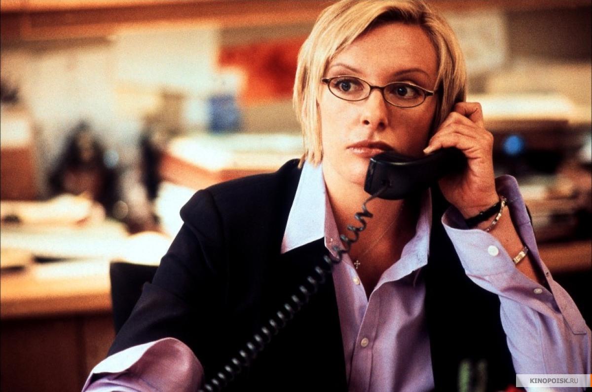Кадр из фильма В чужом ряду, 2002 год (11)