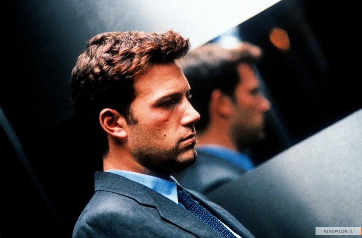 Кадр из фильма В чужом ряду, 2002 год (14)