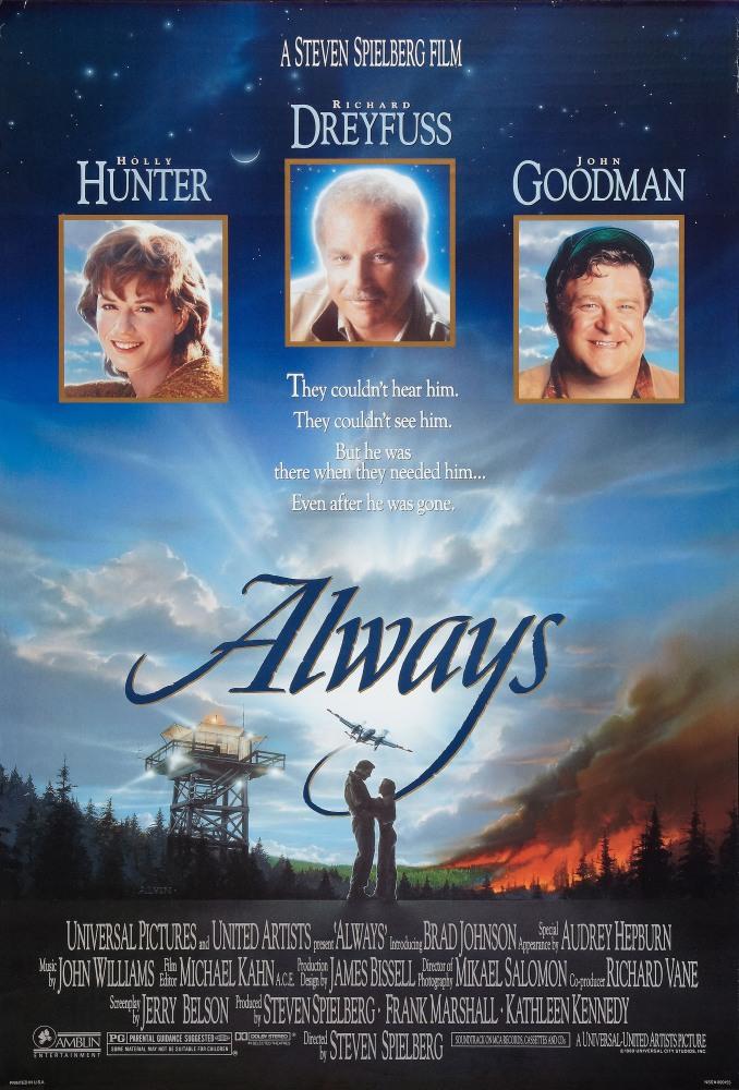 Фильм Всегда, 1989 год