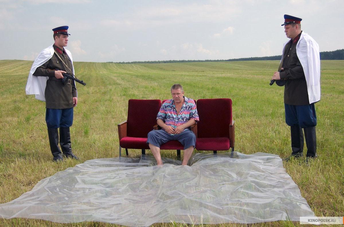 Кадр из фильма Я остаюсь, 2007 год (05)