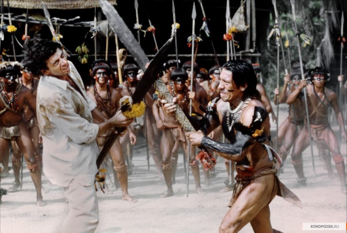 Кадр из фильма Ягуар, 1996 год (06)