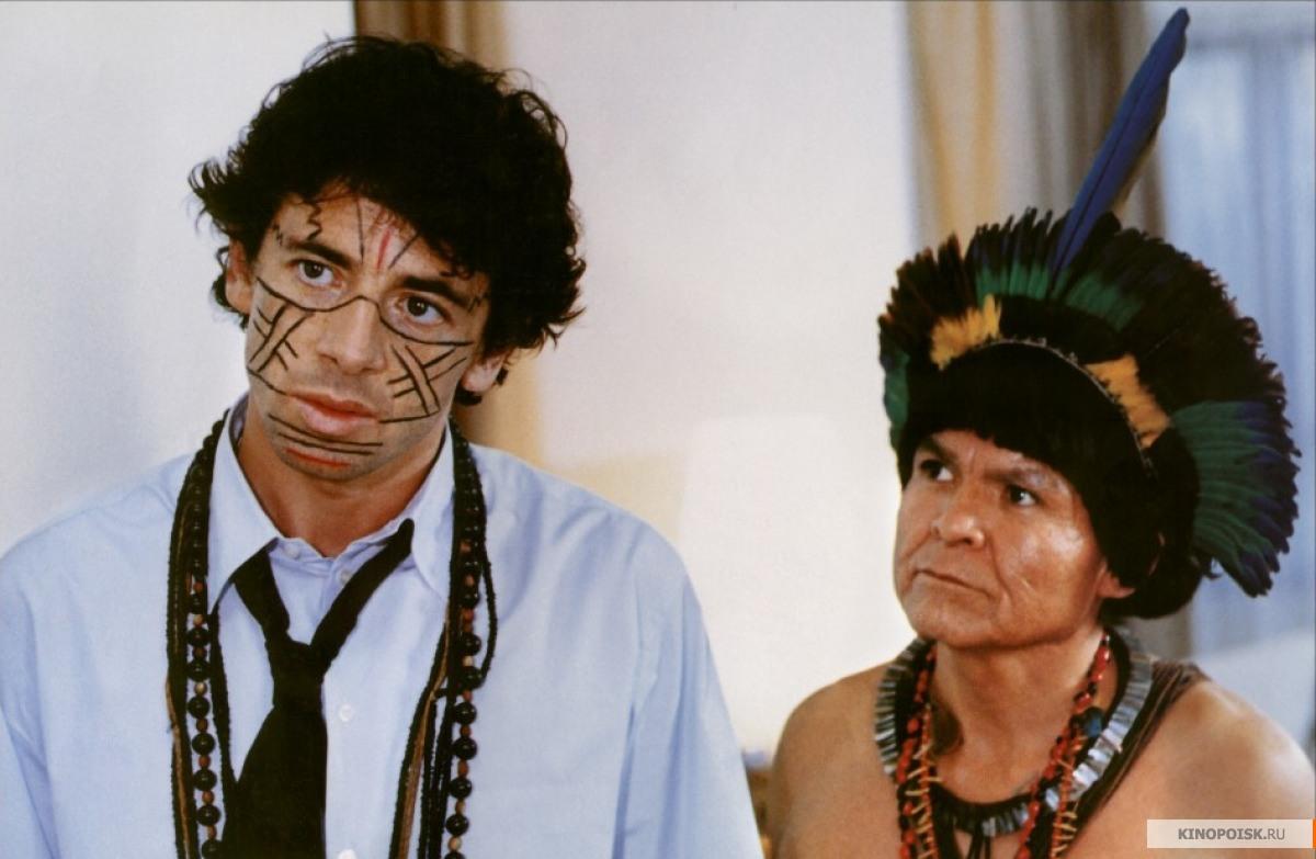 Кадр из фильма Ягуар, 1996 год (07)