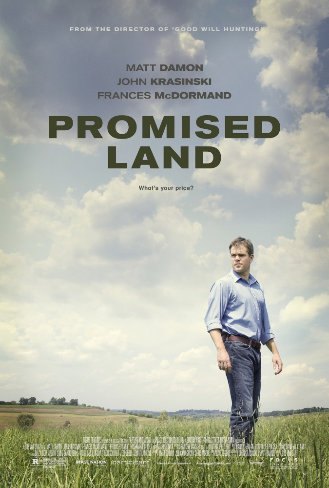 Фильм Земля обетованная, 2012 год