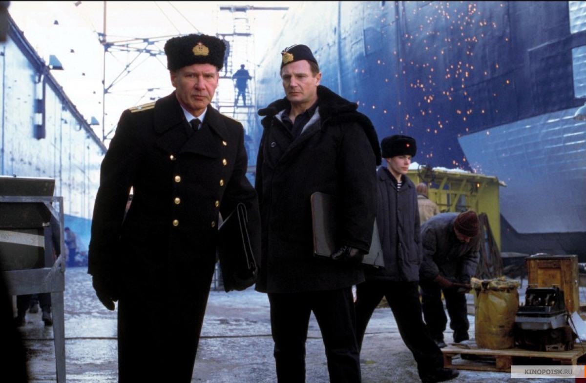 Кадр из фильма К-19, 2002 год (01)