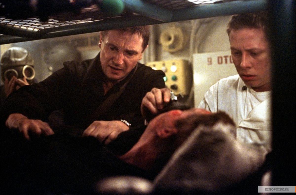 Кадр из фильма К-19, 2002 год (07)