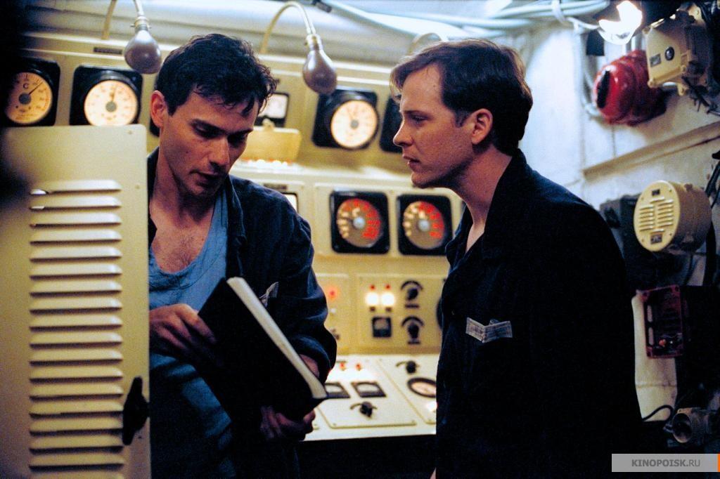 Кадр из фильма К-19, 2002 год (09)