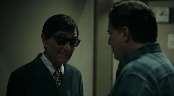 Кадр из фильма Шику Шавьер, 2010 год (01)