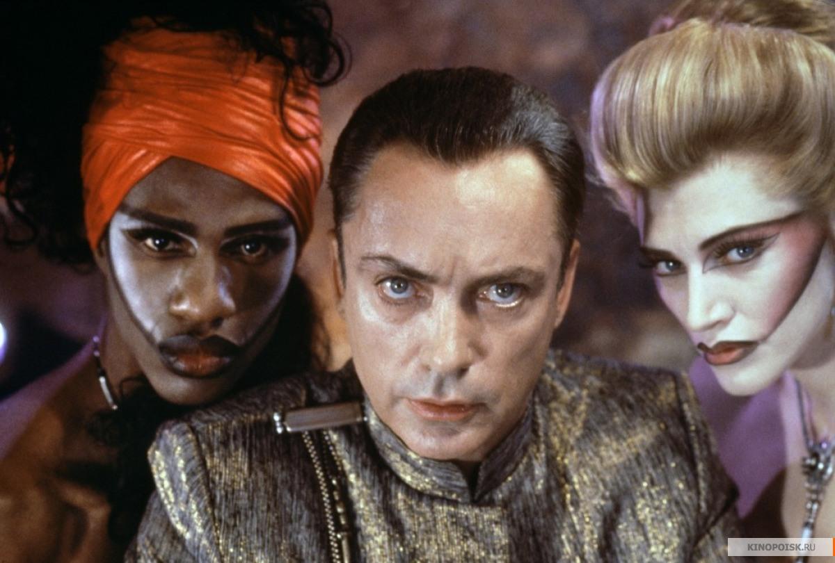 Кадр из фильма Джонни Мнемоник, 1995 год (09)