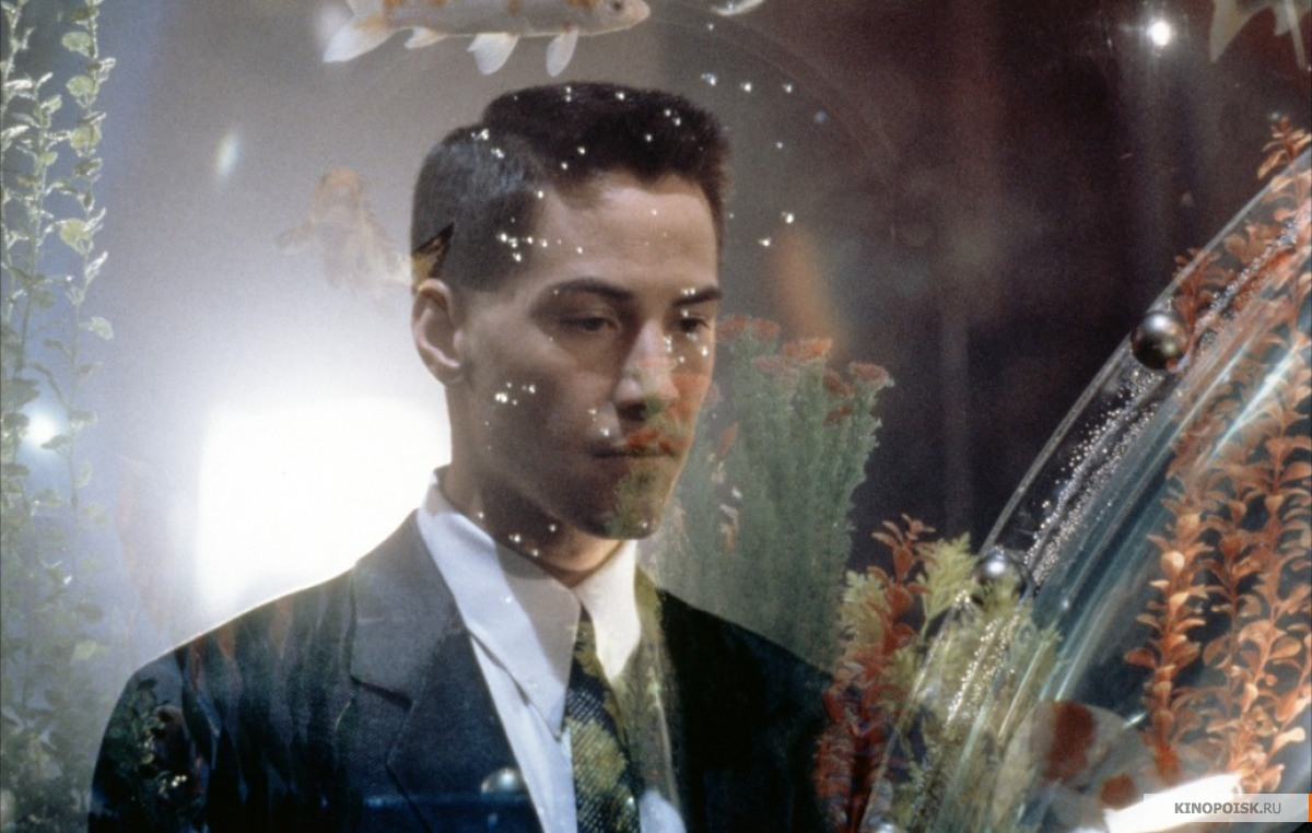 Кадр из фильма Джонни Мнемоник, 1995 год (10)