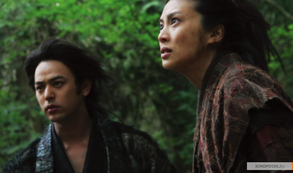 Кадр из фильма Дороро: Легенда о воине, 2007 год (03)