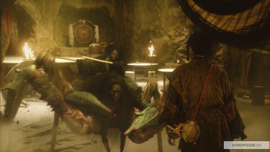 Кадр из фильма Дороро: Легенда о воине, 2007 год (06)