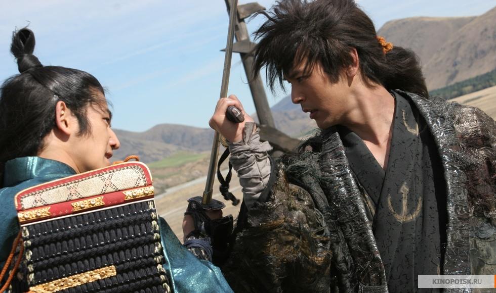 Кадр из фильма Дороро: Легенда о воине, 2007 год (18)