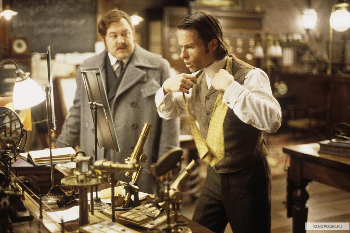 Кадр из фильма Машина времени, 2002 год (01)