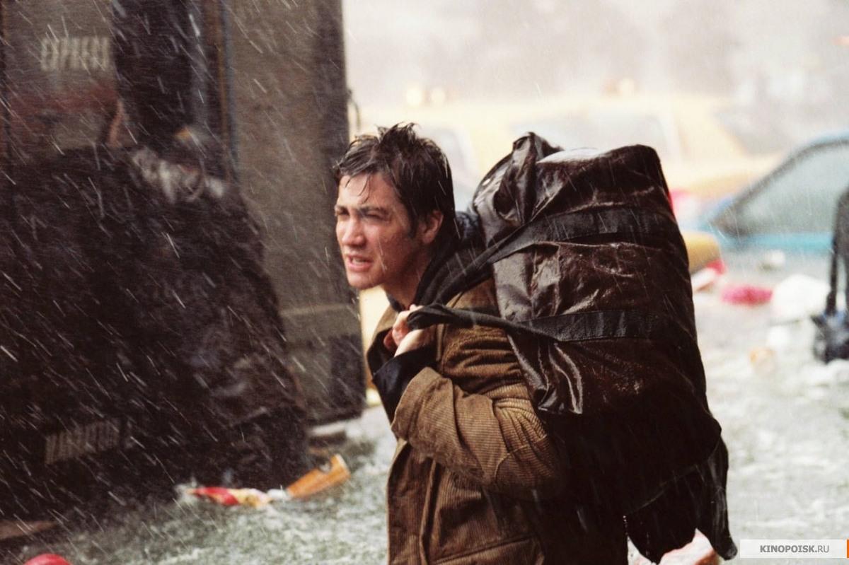 Кадр из фильма Послезавтра, 2004 год (01)