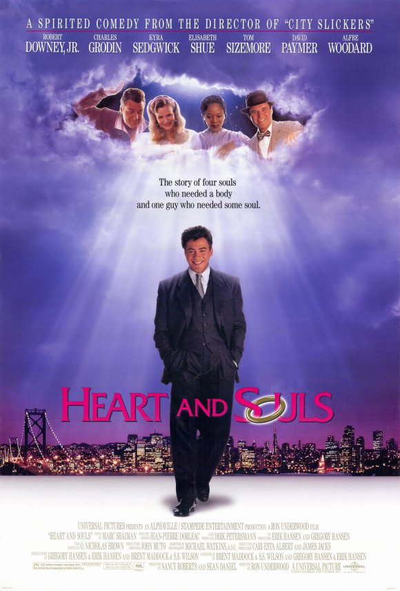 Фильм Сердце и души, 1993 год