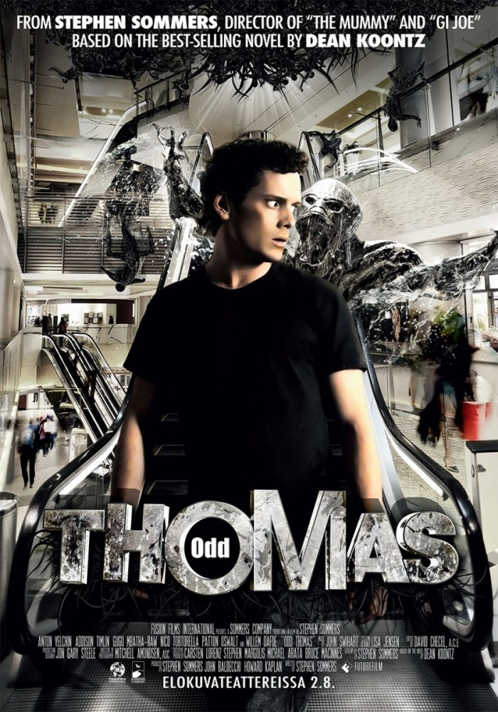 Фильм Странный Томас, 2013 год