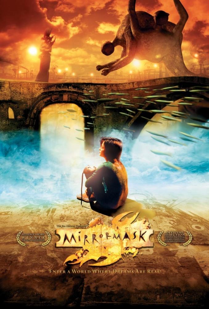 Фильм Зеркальная маска, 2005 год