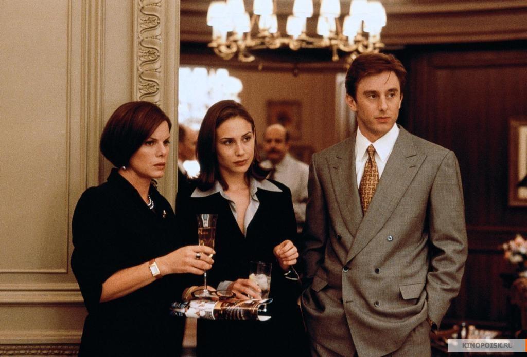 Кадр из фильма Знакомьтесь, Джо Блэк, 1998 год (03)