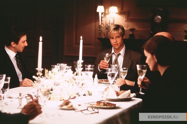 Кадр из фильма Знакомьтесь, Джо Блэк, 1998 год (15)